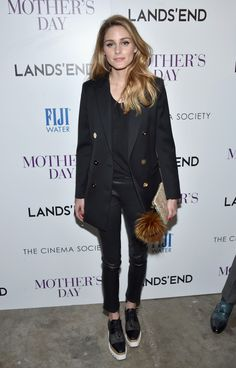 The Olivia Palermo Lookbook : Olivia Palermo at 'Mother's Day' Premiere in New York