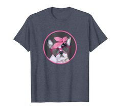 Amazon.com: French Bulldog T-Shirt for Frenchie dog lovers: Clothing