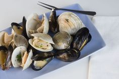 15 Potassium-Rich Foods You Need to Be Eating: Clams
