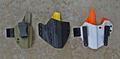 Gear Review: T.REX ARMS Holsters