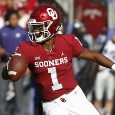 Heisman Trophy or Not, Kyler Murray Proved Baker Mayfield Prophetic Semi Pro Football, Football Talk, College Football, Meet The Team, One Team, Heisman Trophy, Baker Mayfield, Nfl Network, Cbs Sports