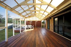 Roofing - Modern Roofing, Pergola Roofing, Patio Roofing | Softwoods