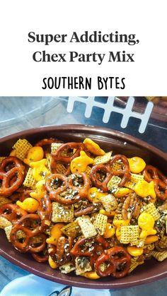 Trail Mix Recipes, Snack Mix Recipes, Healthy Salad Recipes, Healthy Snacks, Cooking Recipes, Snack Mixes, Appetizer Recipes, Turkey Kielbasa Recipes, Best Party Appetizers
