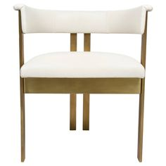 Kelly Wearstler Elliott Chair | 1stdibs.com