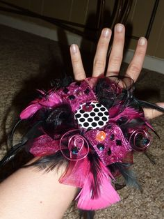 Prom corsage...different