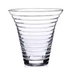 Aino Aalto Nordic Design, Modern Design, Clear Glass Vases, Alvar Aalto, Lassi, Glass Design, Scandinavian Style, Art And Architecture, Finland
