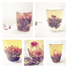 Exotic Blooming Tea