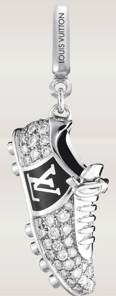 louis vuitton jewelry charm