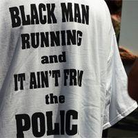 "Really interesting story on racial disparities in running.  ""Black Men Less Likely to Run in White Neighborhoods | Runner's World & Running Times"""