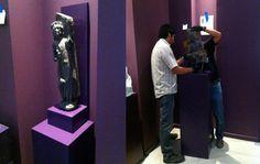 Exposición Temporal Museo Nacional de las Culturas INAH
