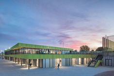 gallery of sports hall at schuldorf bergstrasse loewer partner architekten 12. Black Bedroom Furniture Sets. Home Design Ideas