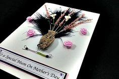 handmade cards for Mother's Day - Google Search