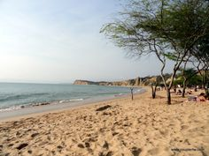 This is a list of the best beaches in Angola. We love them and want to share with you our favorites. With better care some of these are world class beaches!