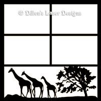 We offer a large variety of theme related original laser cut overlays for scrapbooking. Disney Scrapbook Pages, Scrapbook Templates, Scrapbook Sketches, Diy Scrapbook, Scrapbooking Layouts, Digital Scrapbooking, Disney And More, Disney Pictures, Zoo Animals