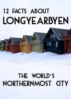 The world's northernmost city  – and Svalbard's only town with more than a handful of inhabitants – Longyearbyen is the base for tourism in Svalbard. We took a Maxi Taxi guided tour and learned these fun facts about Longyearbyen