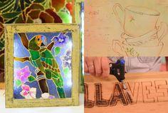 ManosalaobraTv Programa 78 2016 Herminia Devoto Decoupage, Youtube, Frame, Diy, Color, Tela, Paintings, Picture Frame, Bricolage