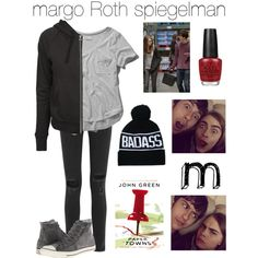 Margo Roth Spiegelman- Paper Towns by mikayla-kat on Polyvore