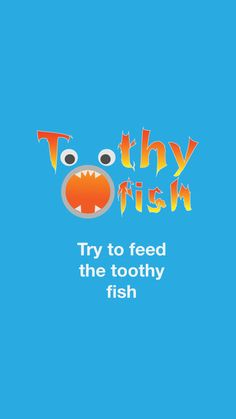 Try to #feed the toothy fish in a #new #iOS #funny #game - #ToothyFish #TimDinApps https://appsto.re/ru/DIO_3.i