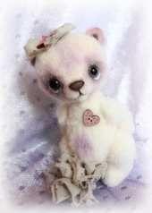 Les Lily'z de Félie bears - Artist Bears and Handmade Bears