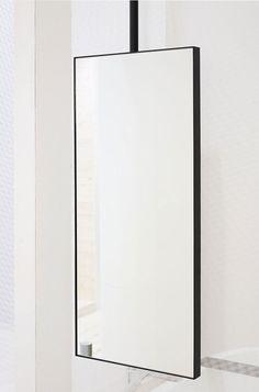 Deckenspiegel / modern / rechteckig / aus Metall ARGO by APG Studio Ceramica Cielo