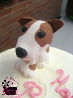 - 3D Puppy for a Birthday Cake