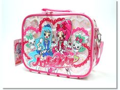 Heartcatch Pretty Cure Trunk Bag - oh god.  half of me wants to rock this.