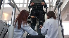 Robo-suit and virtual reality reverse some paralysis in people with spinal cord injuries....In a study published today, Nicolelis makes his bid. He and colleagues reveal that eight Brazilians paralyzed because of spinal cord injuries regained some small but significant sensation and muscle control in their lower limbs after many months of training with the robotic exoskeleton, and by a virtual reality avatar also controlled by brain signals.