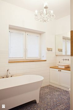 Łazienka - zdjęcie od Qbik Design - Łazienka - Qbik Design