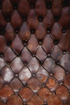 worn leather/color i like for couch
