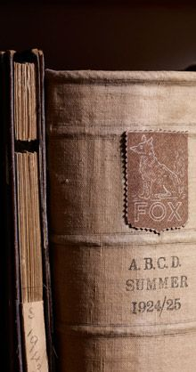 Established in 1772 by Thomas Fox, Fox Brothers is one of only a hand full of working cloth mills left in the UK. Their archive is 'the most significant textile company archive in the British Isles'.