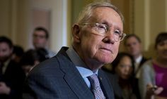 Reid Congratulates GOP For Eight Years Obstructing The First Black President | Huffington Post