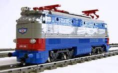 Risultati immagini per LEGO TRENI DIORAMI