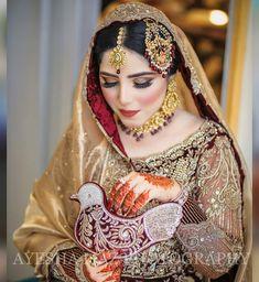 Bridal Pictures, Bridal Pics, Indian Bridal Jewelry Sets, Stylish Girl Images, Girls Image, Pakistani Dresses, Bridal Looks, Beautiful Bride, Bridal Dresses
