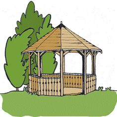 I am totally loving this engineering and arrangement. Superb motivation if you're trying to get creative ideas for Gazebo Plans, Gazebo Ideas, Outdoor Gazebos, Outdoor Structures, Outdoor Decor, Large Gazebo, Picnic Table Plans, Hot Tub Gazebo, Deck Makeover