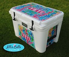 Yeti Roadie Ortundra Cooler Wrap Decal Custom Yeti Cooler