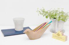 Matter&Matter, studio coréen nous présente Tropical Bird, véritable oiseau pour bureau ! #design #design