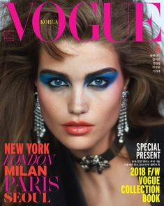 Publication: Vogue Korea July 2018 Model: Luna Bijl Photographer: Hyea W. Kang Vogue Korea July 2018 Model: Luna Bijl Photographer: Hyea W. Vogue Covers, Vogue Magazine Covers, Fashion Magazine Cover, Fashion Cover, Vogue Korea, Vogue Russia, Korean Skincare, Beauty Editorial, Editorial Fashion