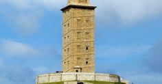 The Tower of Hercules has served as a lighthouse and landmark at the entrance of La Coruña harbour in north-western Spain since the late 1st century A.D. when the Romans built the Farum Brigantium. The Tower,  ...