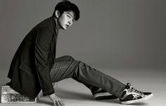 Lee Jun Ki Films K-Bu Bu Jing Xin and Showcases Modern Appeal in Allure Korea | A Koala's Playground