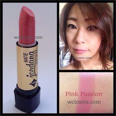 #พร้อมส่ง #jordana matte lipstick  #สี pink passion นำเข้าจากอเมริกา สีชมพูนู้ดสวยค่ะ สีเป้ะมาก ราคา 220 บาท คุณภาพเกินราคาจ้า #สนใจสอบถามได้นะคะ #สินค้าพร้อมส่งค่ะ @aaorrs @WClosets ช้อปปิ้งออนไลน์สบายกระเป๋า #review #pink passion #นู้ดชมพู #wclosets #wclosetshop #walkincloset #makeup #review #cosmetics #beauty #matte #nude #สีสวยมากค่ะ #สินค้าพร้อมส่งค่ะ  (at line: walkincloset)