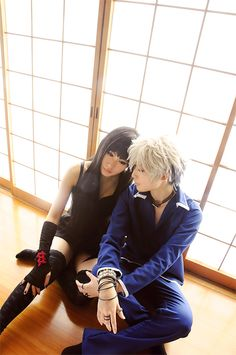 Fruits basket Rin X Haru cosplay image by yuchan_thienvu on Photobucket Fruits Basket Cosplay, Fruits Basket Anime, Amazing Cosplay, Best Cosplay, Chibi, Best Anime Shows, Double Picture, Cosplay Costumes, Rin Cosplay