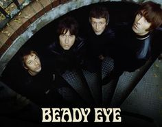 Beady eye - it's all about the rock 'n' roll baby... go Liam!