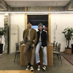 (마감)DAVIDA: 다비다 [ couple ] : 네이버 블로그 Beautiful Love, Beautiful Couple, Korean Couple Photoshoot, Tennis Fashion, Outfits With Converse, Couple Aesthetic, Ulzzang Couple, Couple Photography Poses, Fashion Couple