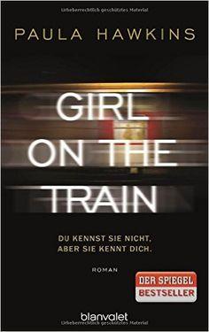 Jeden Morgen pendelt Rachel mit dem Zug in die Stadt, und jeden Morgen halt der Zug an der gleichen Stelle auf der Strecke an. Rachel blickt in die Garten der umliegenden Hauser, beobachtet ihre Bewohner. Oft sieht sie ein junges Paar: Jess und Jason nennt Rachel die beiden. http://www.casadellibro.com/libro-girl-on-the-train---du-kennst-sie-nicht-aber-sie-kennt-dich/9783764505226/2583412 http://rabel.jcyl.es/cgi-bin/abnetopac?SUBC=BPSO&ACC=DOSEARCH&xsqf99=1832694+