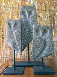 Stone Sculpture – eclectic – artwork – san diego – Elemental Artifacts Source by brachmann - Pottery Sculpture, Bird Sculpture, Animal Sculptures, Abstract Sculpture, Stone Sculptures, Ceramic Birds, Ceramic Animals, Ceramic Art, Eclectic Artwork