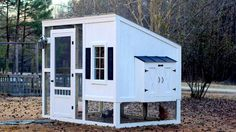 Always longed for chickens of your own? These chicken coop building plans will help you live your poultry dreams.