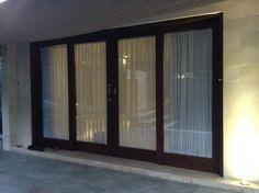 The villa Bali, Divider, Pride, Villa, Curtains, Room, Furniture, Home Decor, Insulated Curtains