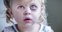 Uma garota de 8 anos conta sua história de abuso infantil realizado pelo próprio pai
