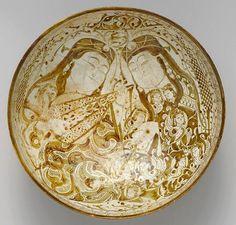 109-Turhan Nacar-TÜRK SELÇUKLU SERAMİK TABAKLAR. 12-13.yy. __________________________________________________ Earthenware, Ceramic Art, Persian, Henna, Medieval, Decorative Plates, Pottery, Antiquities, Home Decor