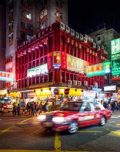 Пост обожания старого Гонконга: фотохудожник ловит уходящую натуру